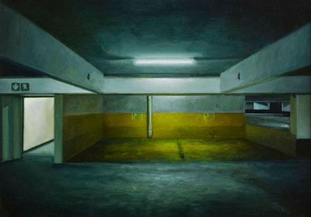 Parkade, Christiaan Barnard II , 2011